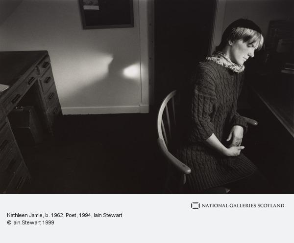 Iain Stewart, Kathleen Jamie, b. 1962. Poet