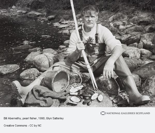 Glyn Satterley, Bill Abernethy, pearl fisher (1990 (printed 2008))