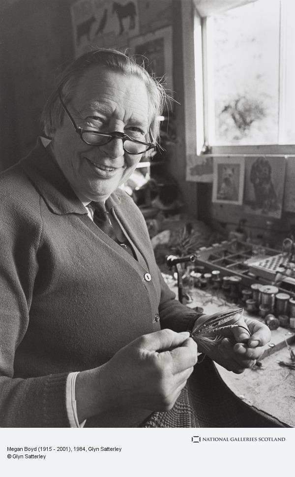 Glyn Satterley, Megan Boyd (1915 - 2001)