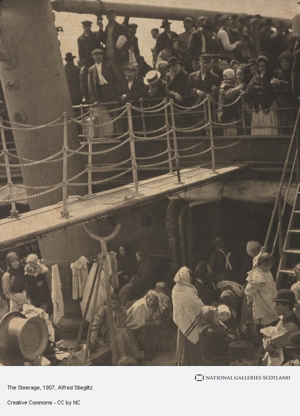 Alfred Stieglitz, The Steerage