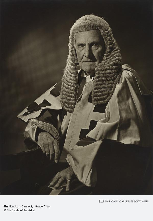 Grace Alison, The Hon. Lord Carmont