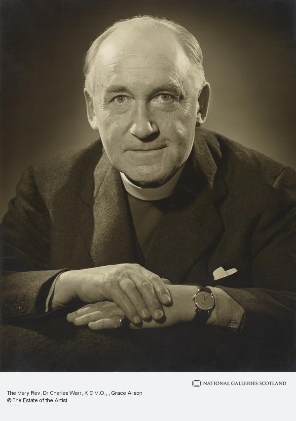 Grace Alison, The Very Rev. Dr Charles Warr, K.C.V.O.