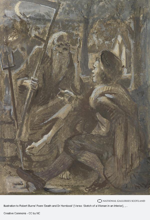 contempraries of robert burns