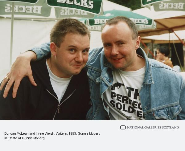 Gunnie Moberg, Duncan McLean and Irvine Welsh. Writers (1993)
