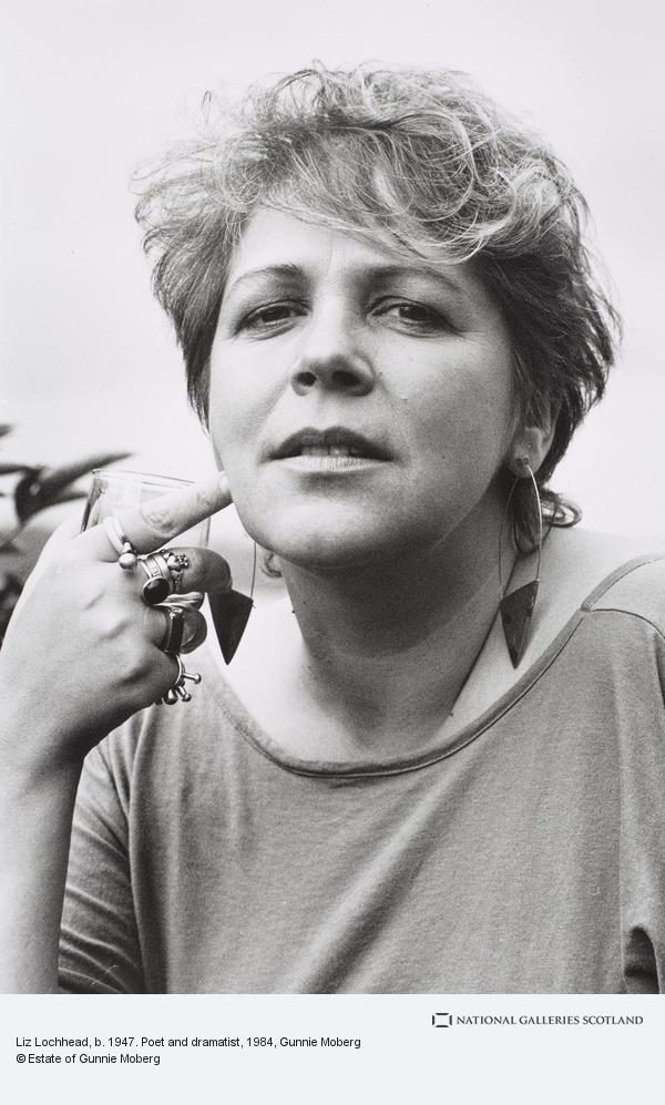 Gunnie Moberg, Liz Lochhead, b. 1947. Poet and dramatist