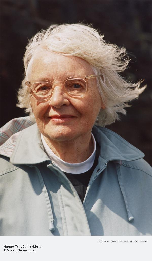 Gunnie Moberg, Margaret Tait