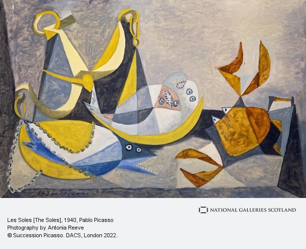 Pablo Picasso, Les Soles [The Soles]
