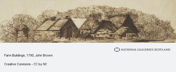 John Brown, Farm Buildings