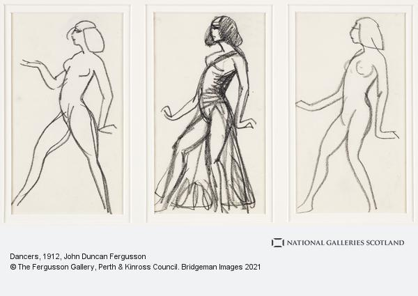 John Duncan Fergusson, Dancers