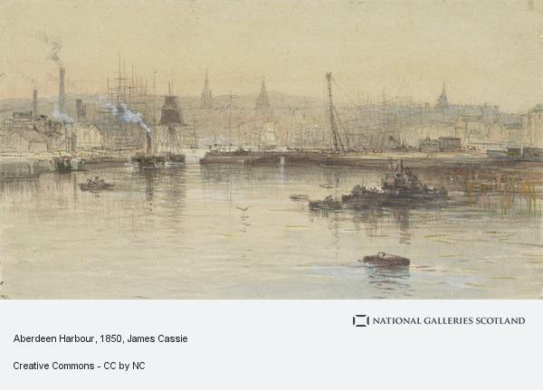James Cassie, Aberdeen Harbour
