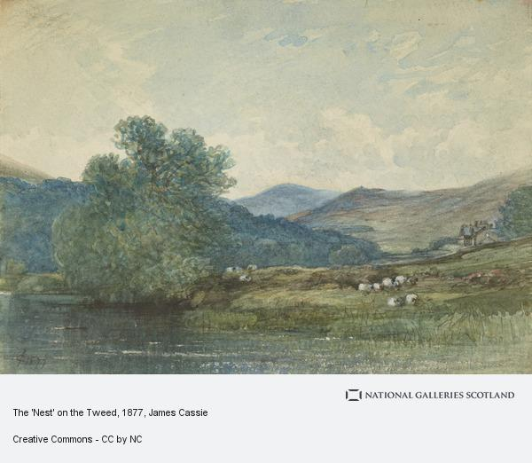 James Cassie, The 'Nest' on the Tweed