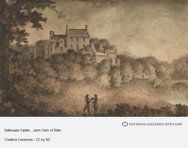 John Clerk, Dalhousie Castle