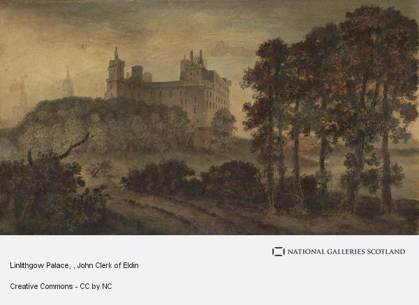 John Clerk, Linlithgow Palace