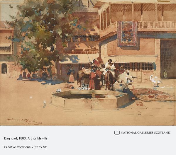 Arthur Melville, Baghdad