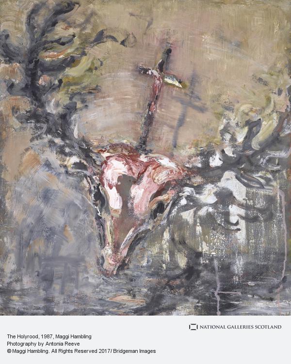 Maggi Hambling, The Holyrood