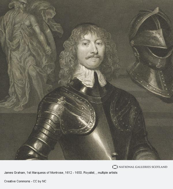 Unknown, James Graham, 1st Marquess of Montrose, 1612 - 1650. Royalist