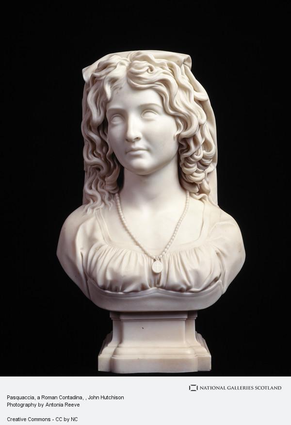John Hutchison, Pasquaccia, a Roman Contadina
