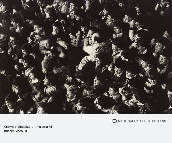Malcolm Hill, Crowd of Spectators