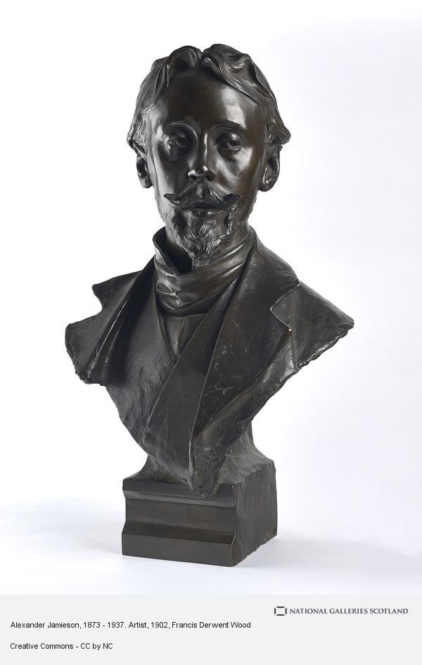 Francis Derwent Wood, Alexander Jamieson, 1873 - 1937. Artist