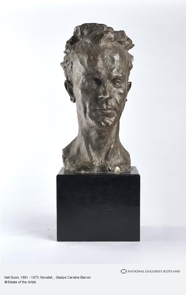 Gladys Caroline Barron, Neil Gunn, 1891 - 1973. Novelist