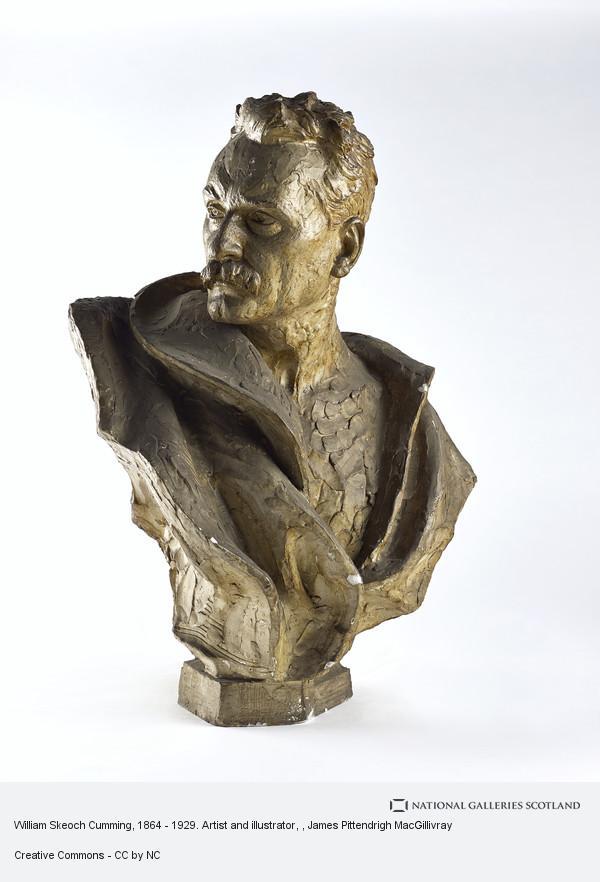 James Pittendrigh MacGillivray, William Skeoch Cumming, 1864 - 1929. Artist and illustrator