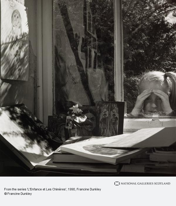 Francine Dunkley, From the series 'L'Enfance et Les Chimères'