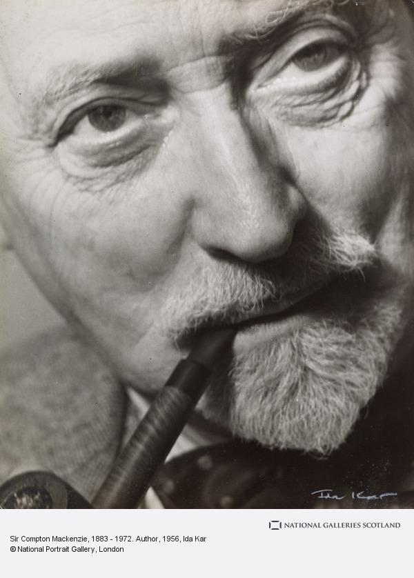 Ida Kar, Sir Compton Mackenzie, 1883 - 1972. Author