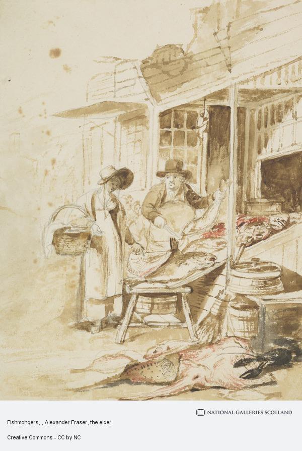 Alexander Fraser, the elder, Fishmongers