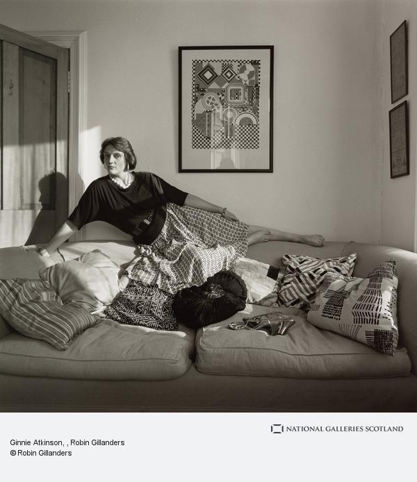 Robin Gillanders, Ginnie Atkinson