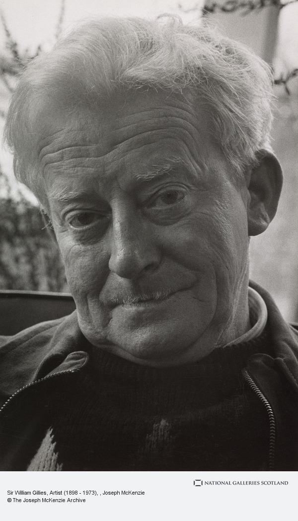 Joseph McKenzie, Sir William Gillies, Artist (1898 - 1973)