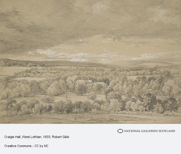 Robert Gibb, Craigie Hall, West Lothian