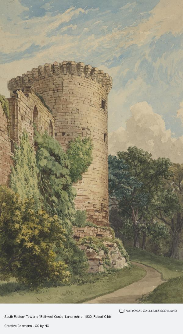 Robert Gibb, South Eastern Tower of Bothwell Castle, Lanarkshire