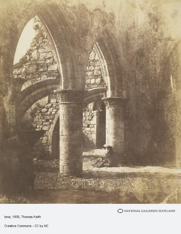 Thomas Keith, Iona (1 September 1856)