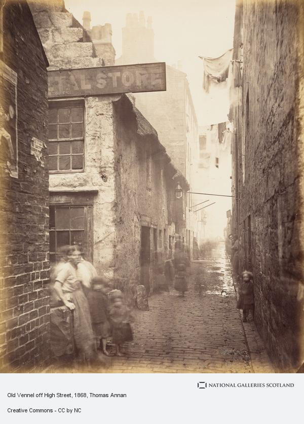 Thomas Annan, Old Vennel off High Street