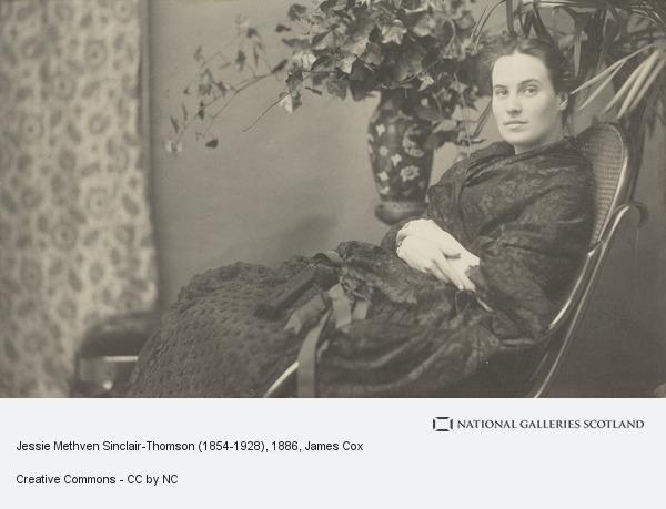 James Cox, Jessie Methven Sinclair-Thomson (1854-1928)