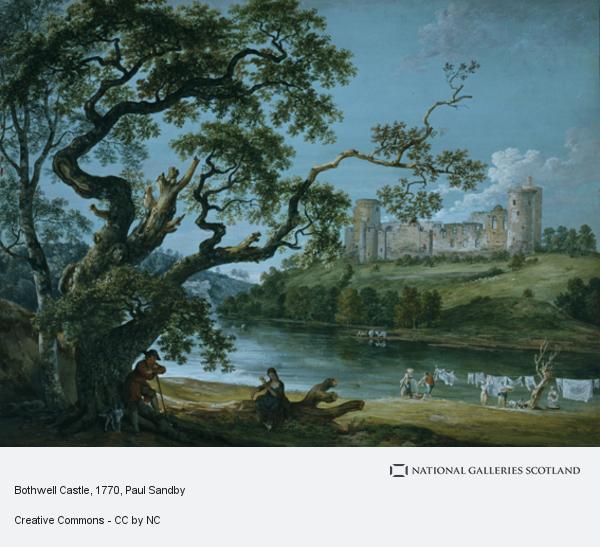 Paul Sandby, Bothwell Castle