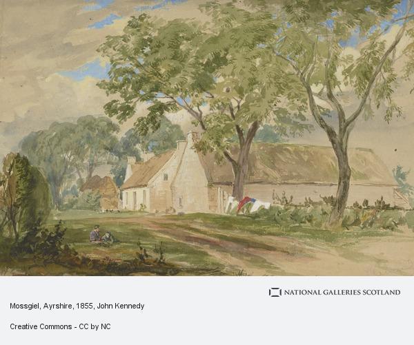 John Kennedy, Mossgiel, Ayrshire (1855)