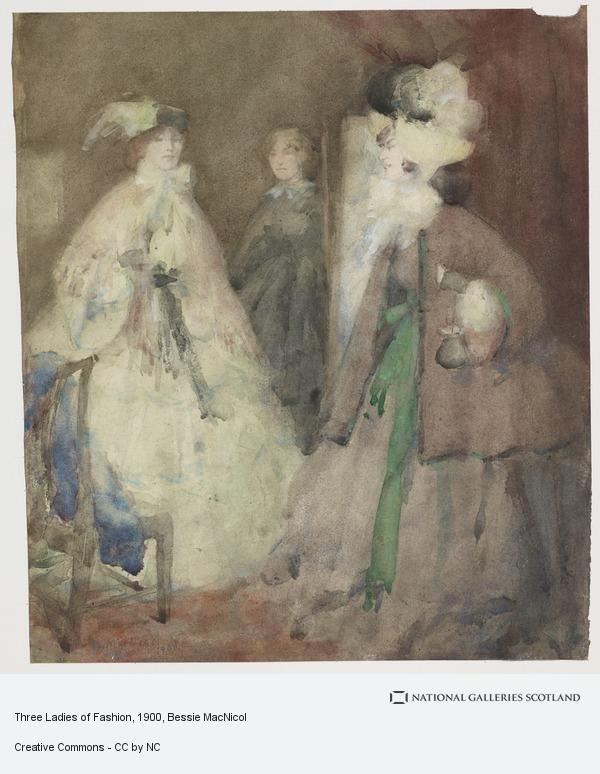 Bessie MacNicol, Three Ladies of Fashion