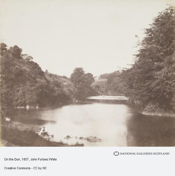 John Forbes White, On the Don