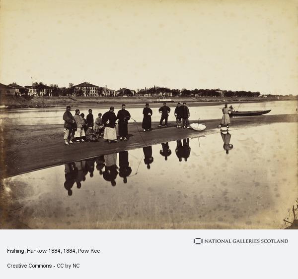 Pow Kee, Fishing, Hankow 1884 (1884)