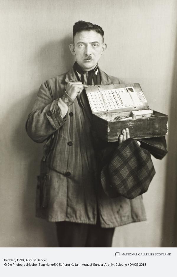 August Sander, Peddler, 1930 (1930)