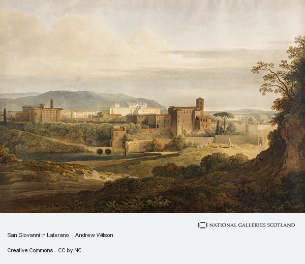 Andrew Wilson, San Giovanni in Laterano