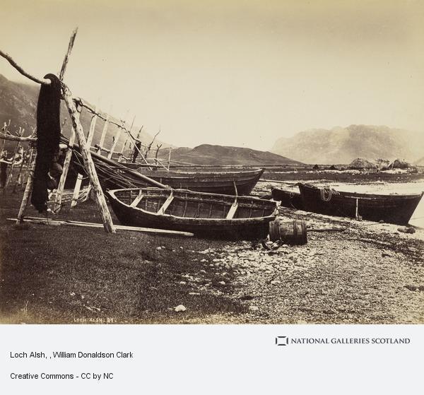 William Donaldson Clark, Loch Alsh