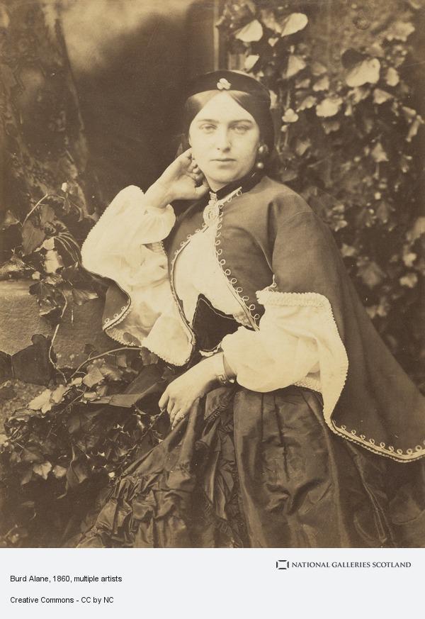 David Octavius Hill, Burd Alane (About 1860)
