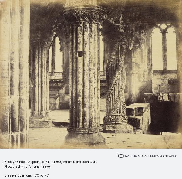 William Donaldson Clark, Rosslyn Chapel Apprentice Pillar