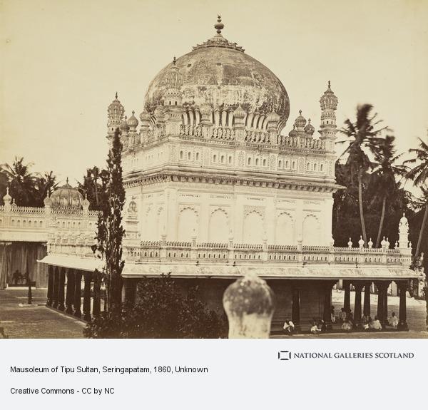 Unknown, Mausoleum of Tipu Sultan, Seringapatam