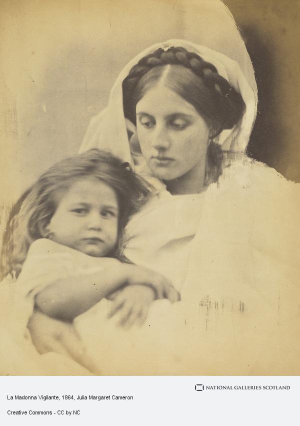 Julia Margaret Cameron, La Madonna Vigilante