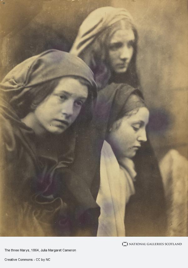 Julia Margaret Cameron, The three Marys