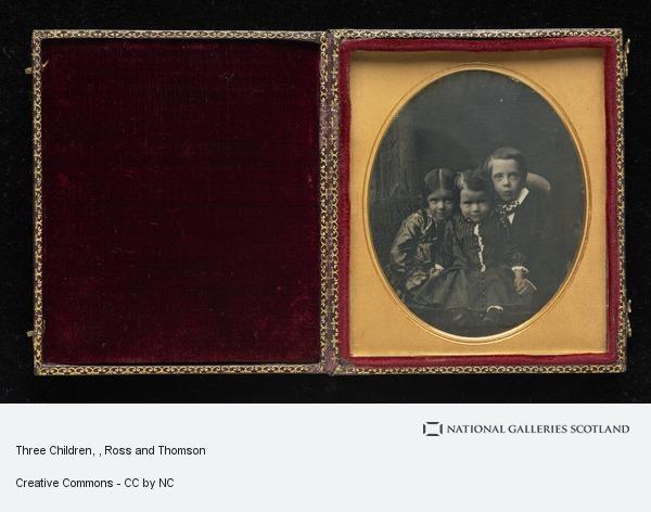 Ross and Thomson, Three Children