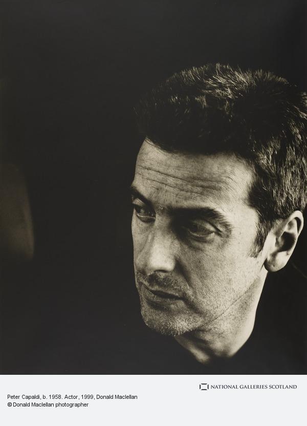 Donald Maclellan, Peter Capaldi, b. 1958. Actor and film director (14 December 1999)